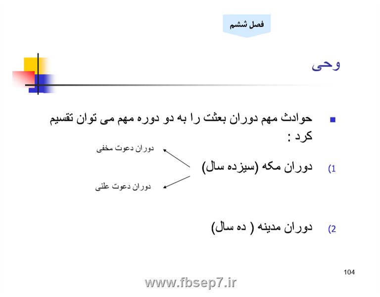 دانلود خلاصه کتاب تاریخ تحلیلی اسلام دکتر علی اکبر حسنی pdf