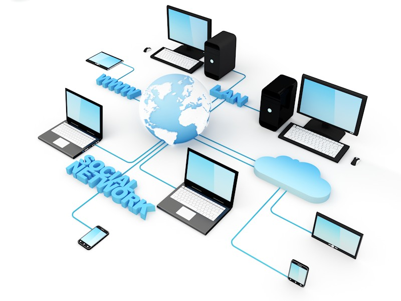 Network and Computer Support Services office and small Companies