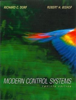 کتاب و حل المسائل سیستم های کنترل مدرن دورف ویرایش 12