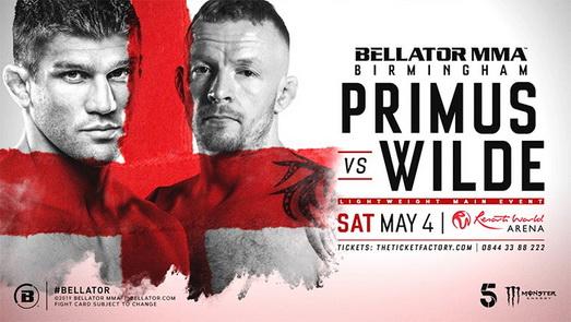 دانلود مسابقات بلاتور: Bellator Europe 2: Primus vs. Wilde