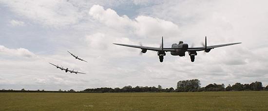 دانلود و تماشای آنلاین فیلم Lancaster Skies 2019 آسمان های لنکستر با زیرنویس فارسی
