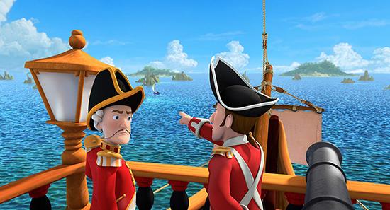 دانلود و پخش آنلاین انیمیشن Captain Sharky 2018 کاپیتان شارکی با دوبله فارسی