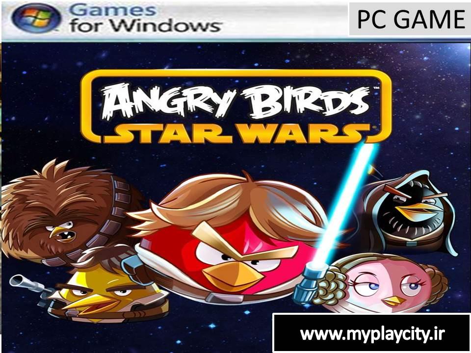 دانلود بازی angry birds.star wars 1 4 0 برای کامپیوتر