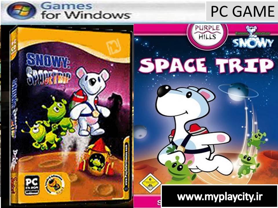 دانلود بازی Snowy: Space Trip برای کامپیوتر