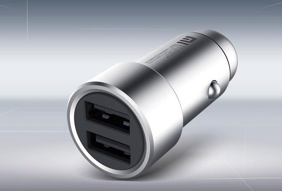 xiaomi mi car charger dual usb Xiaomi Mi Car Charger Dual USB Xiaomi Mi Car Charger Dual USB 1