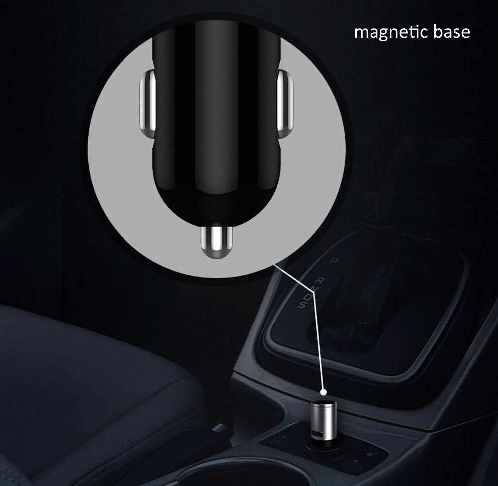 xiaomi coowoo bluetooth car charger headset Xiaomi CooWoo Bluetooth Car Charger Headset Xiaomi CooWoo Bluetooth Car Charger Headset 4