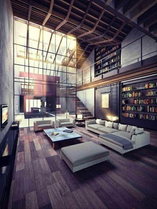 طراحی داخلی - فضاء