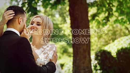پروژه اماده افترافکت اسلایدشو خاطرات عروسی