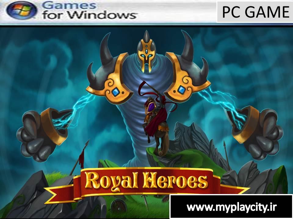 دانلود بازی Royal Heroes برای کامپیوتر