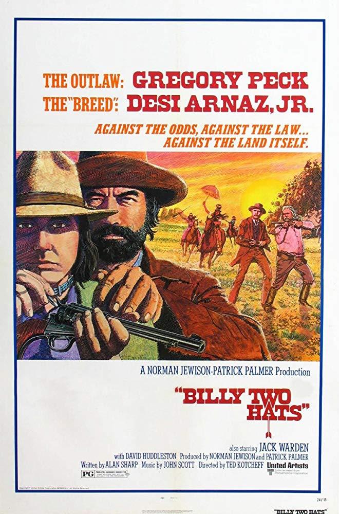 دانلود دوبله فارسی فیلم اسلحه ای برای بیلی Billy Two Hats 1974