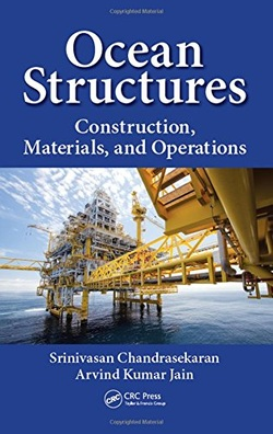 دانلود کتاب سازه های اقیانوسی؛ ساخت، مواد و عملیات