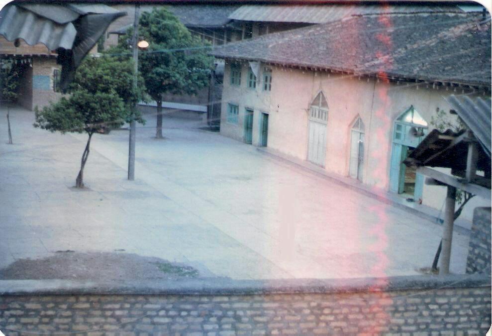 مسجد جامع قدیمی دارابکلا