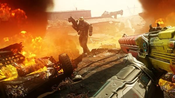 Bethesda نسخه فاقد Denuvo عنوان RAGE 2 را بر روی فروشگاه خود عرضه کرد، بازی کرک شد
