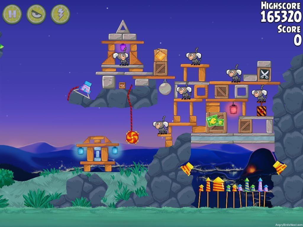 Angry Birds Rio.1.4.4 pc