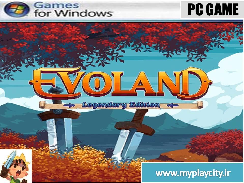 دانلود بازی Evoland برای کامپیوتر