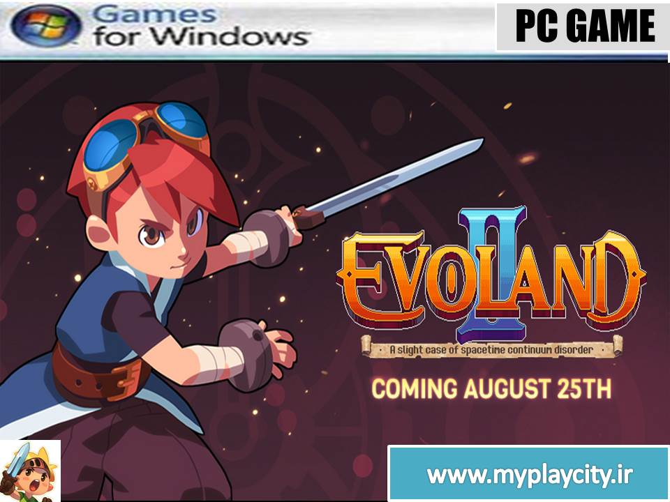 دانلود بازی Evoland 2 برای کامپیوتر