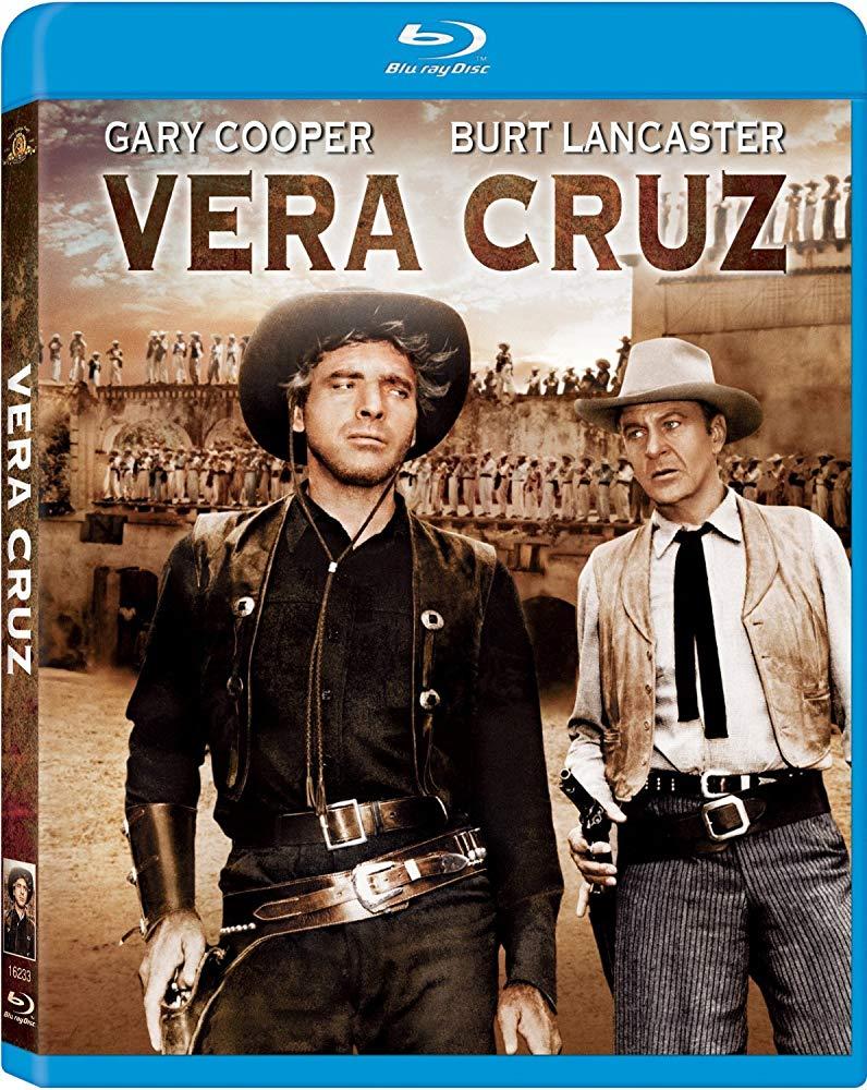 دانلود دوبله فارسی فیلم وراکروز Vera Cruz 1954
