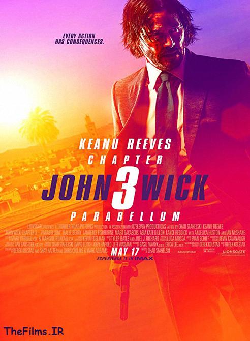 دانلود رایگان فیلم جان ویک 3