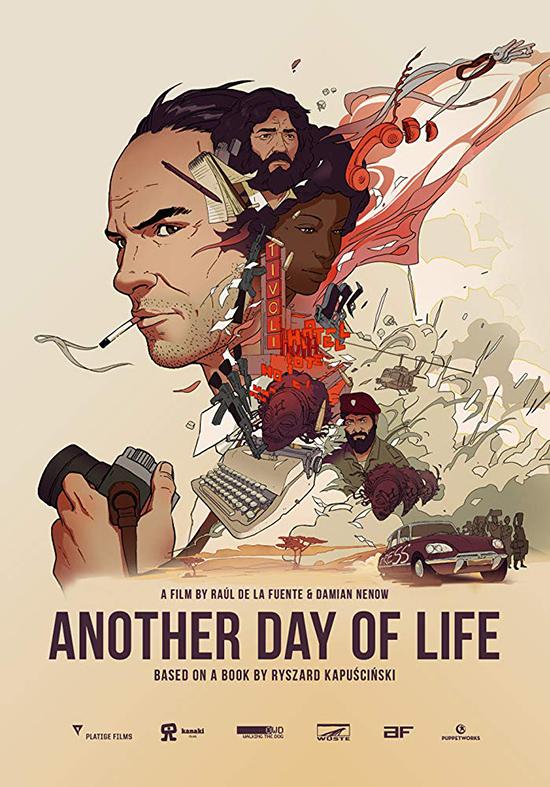 دانلود انیمیشن روز دیگری از زندگی - Another Day Of Life 2018