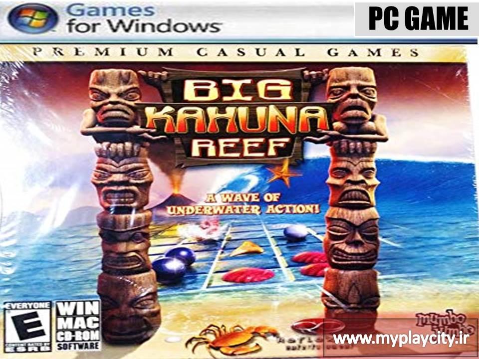 دانلود بازی Big Kahuna Reef برای کامپیوتر
