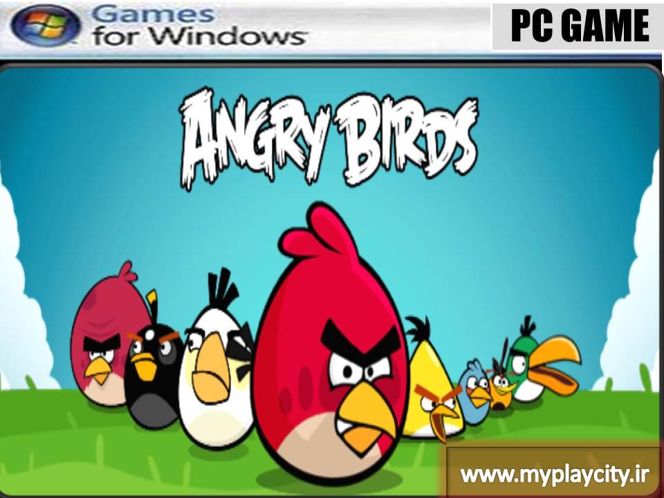 دانلود بازی Angry Birds.3.3.3 برای کامپیوتر