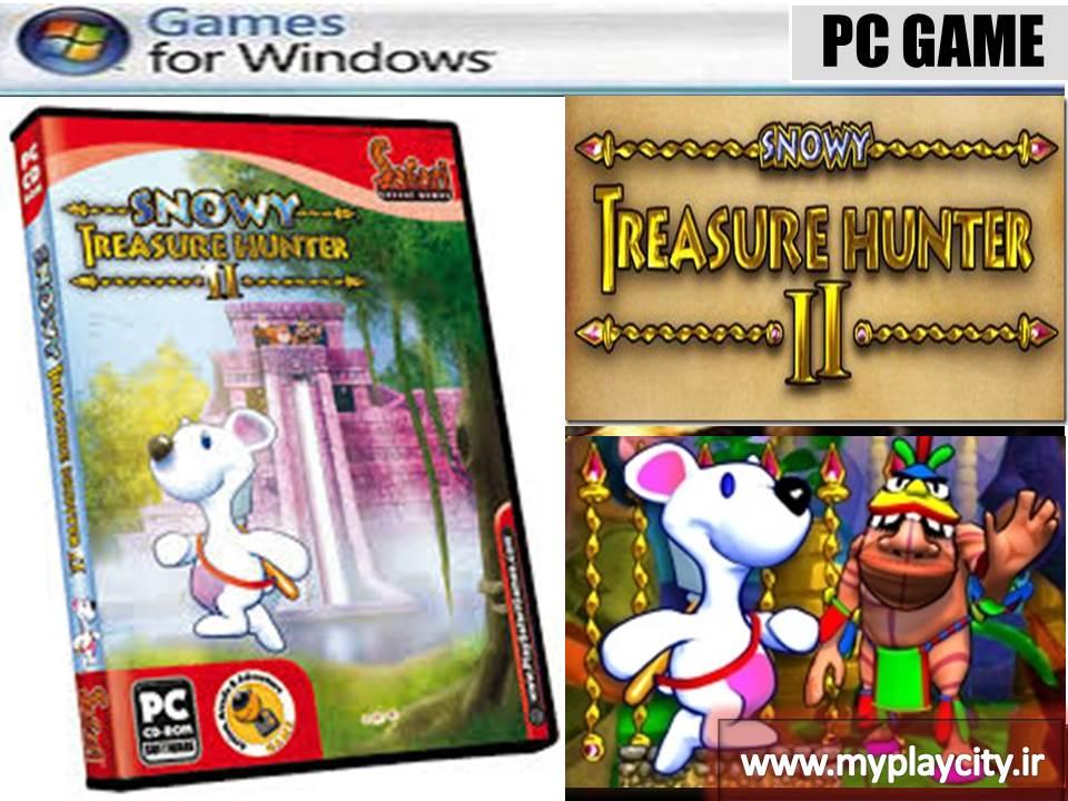 دانلود بازی snowy treasure hunter 2 برای کامپیوتر