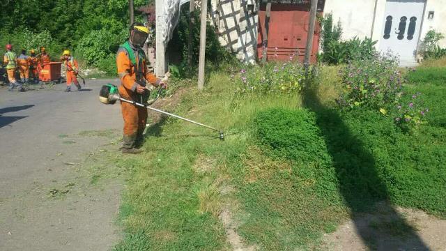 به همت مدیریت هماهنگی و نظارت بر خدمات شهری: هفته سوم از پاکسازی محلات نواحی ۱۵ گانه شهرداری برگزار شد