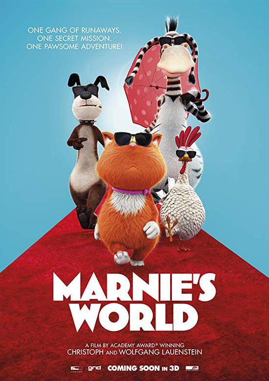 دانلود انیمیشن دنیای مارنی - Marnies World 2018