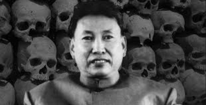 ملحد بیخدای کامبوجی و قتل عام میلیونها انسان بیگناه