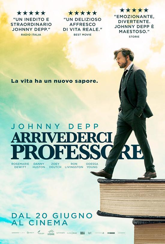 دانلود فیلم استاد - The Professor 2018