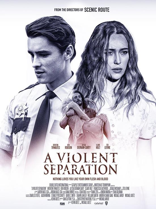 دانلود فیلم جدایی خشن - A Violent Separation 2019