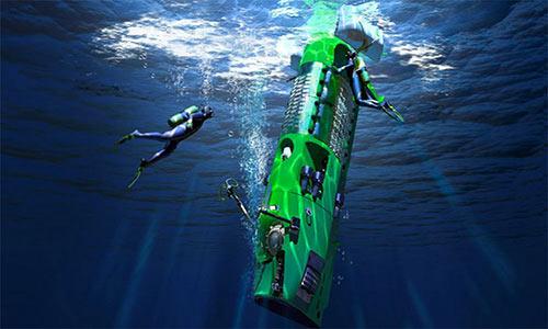سفر به گودال ماریانا، عمیقترین نقطه اقیانوسهای جهان