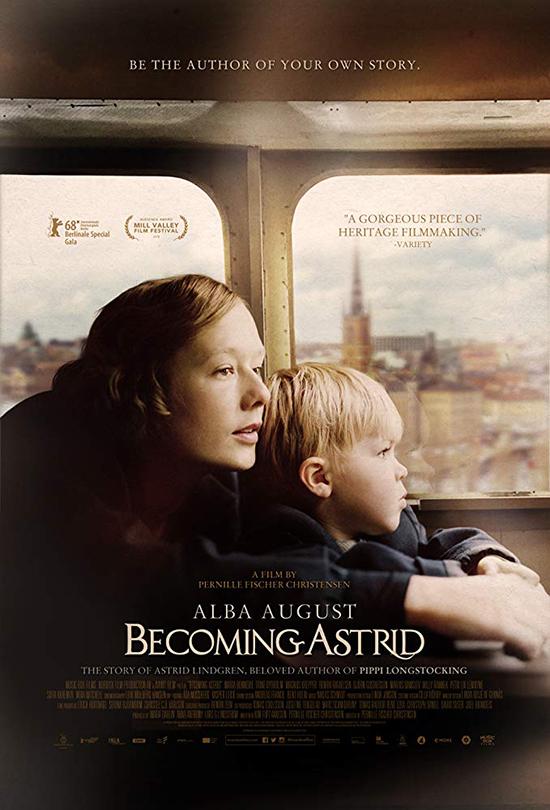 دانلود فیلم آسترید شدن - Becoming Astrid 2018