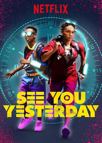 دانلود فیلم دیروزت را ببین - See You Yesterday 2019