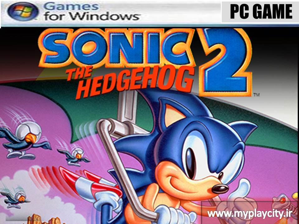 دانلود بازی سونیک sonic the hedgehog 2 برای کامپیوتر