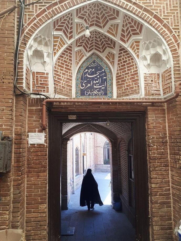 مسجد اهری تبریز
