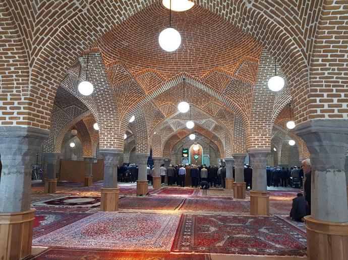 مسجد جمعه تبریز