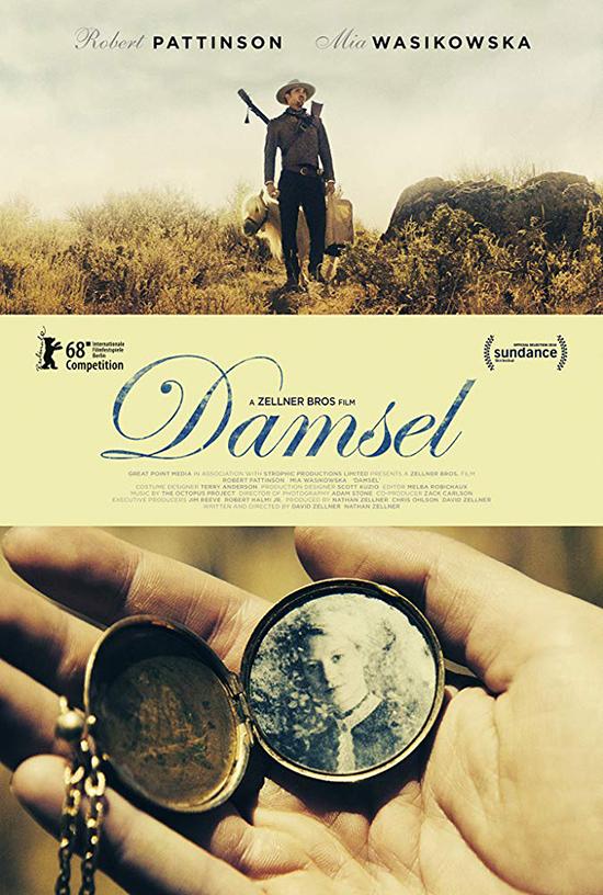 دانلود فیلم دوشیزه - Damsel 2018