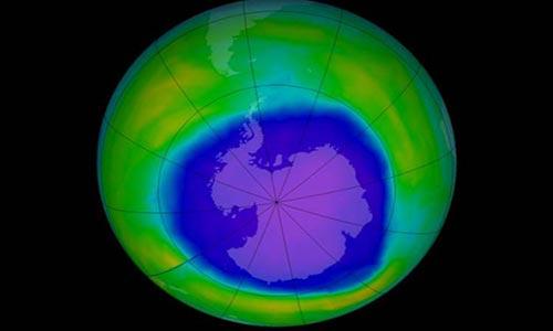 شرق چین، منبع افزایش انتشار گازهای تخریبگر ازن است