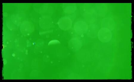 دانلود رایگان ویدئو فوتیج اشعه و پارتیکال ریز بصورت پرده سبز
