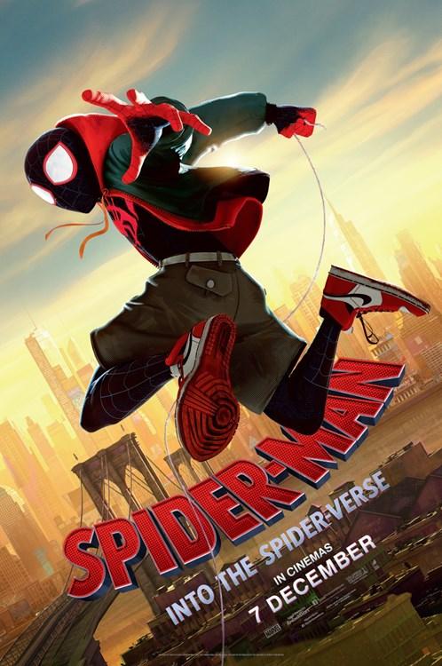 انیمیشن مرد عنکبوتی: به درون دنیای عنکبوتی