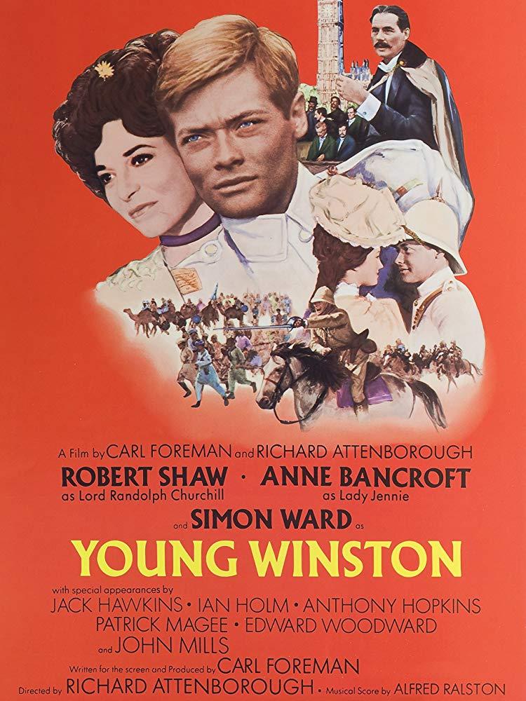 دانلود دوبله فارسی فیلم وینستون جوان Young Winston 1972