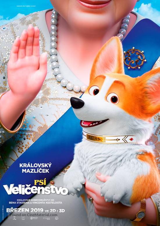 دانلود انیمیشن سگ ملکه - The Queen's Corgi 2019