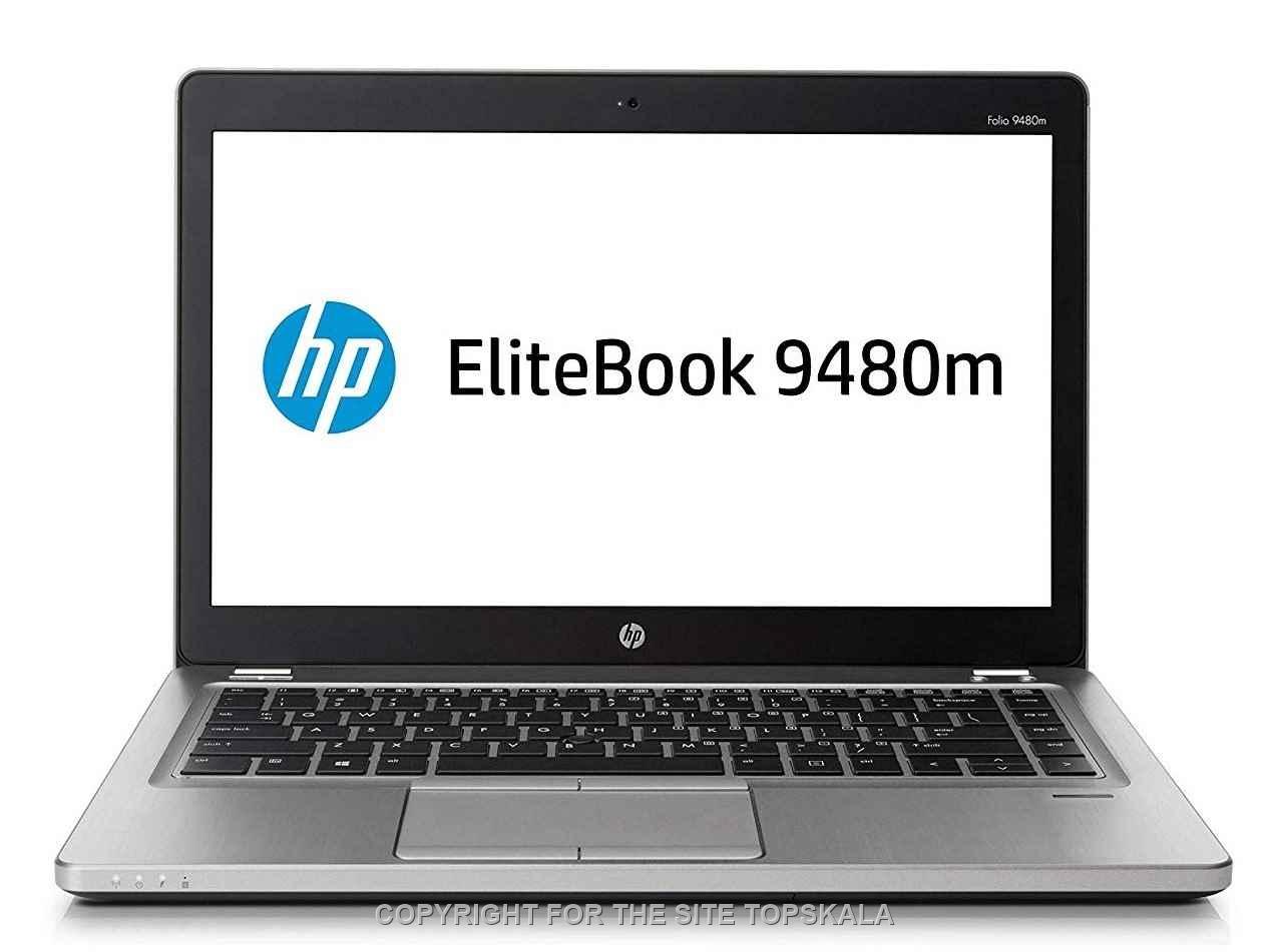 اچ پی / لپ تاپ استوک اچ پی مدل HP FOLIO 9480