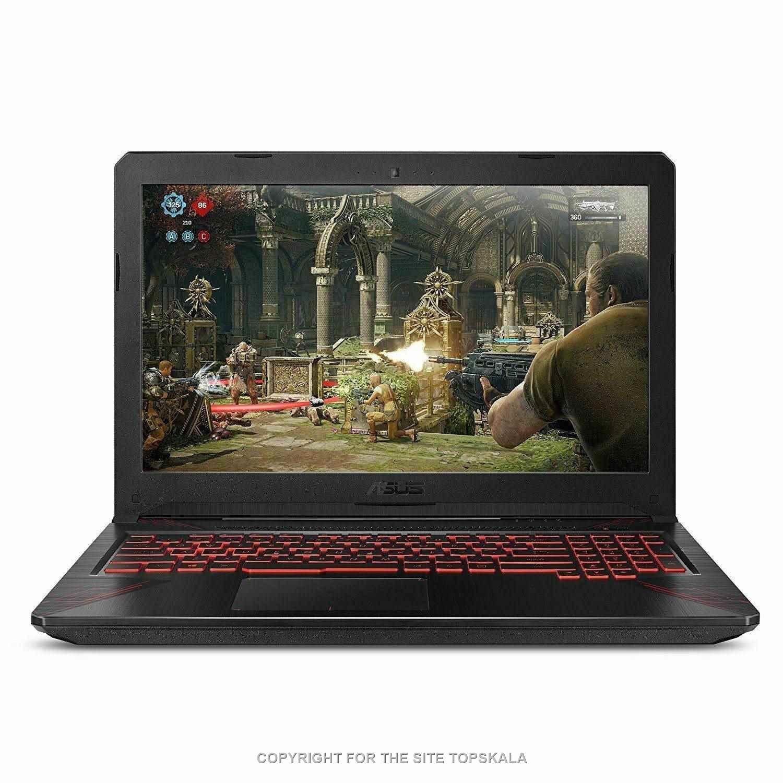 ایسوس / لپ تاپ استوک ایسوس مدل ASUS FX504G TUF Gaming