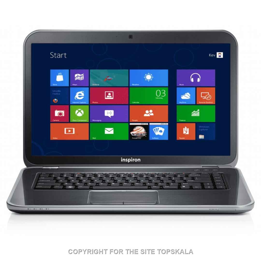 دل / لپ تاپ استوک دل مدل DELL Inspiron 5537