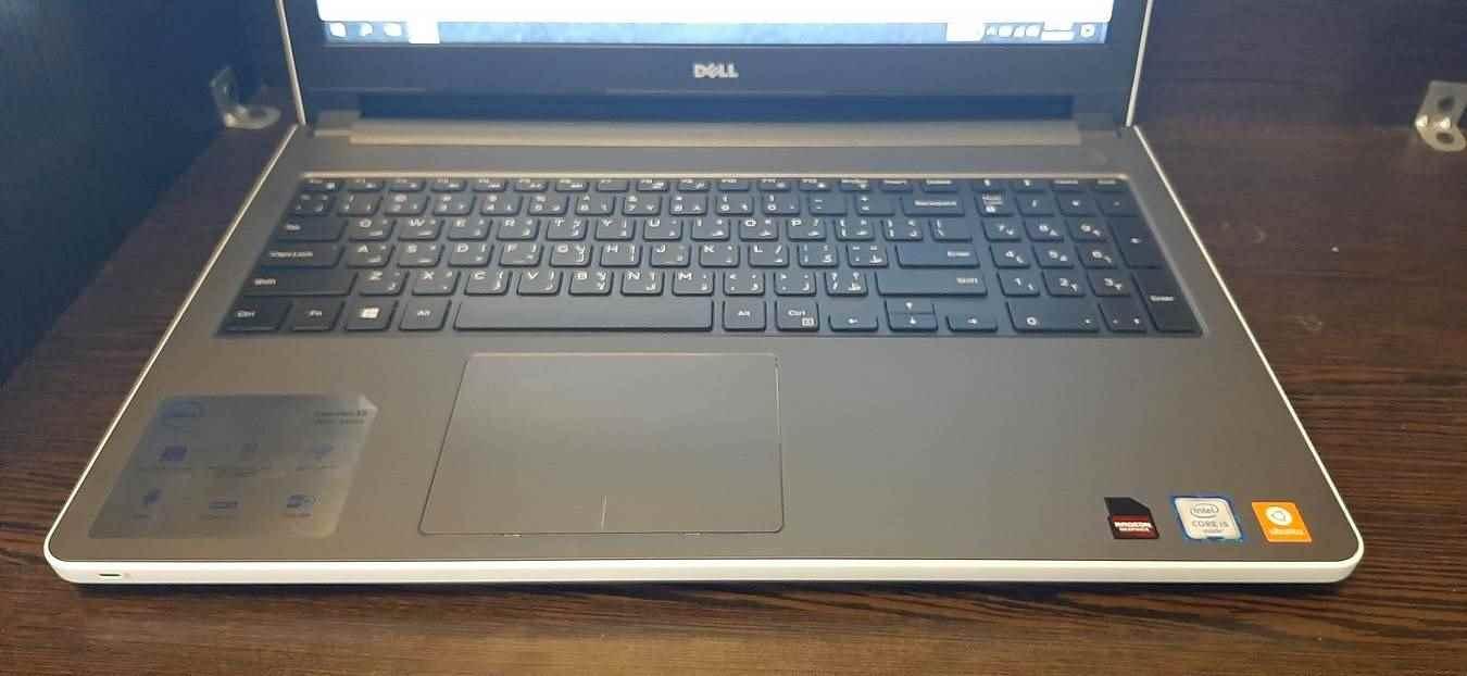 لپ تاپ استوک دل مدل INSPIRON 15 5559 با مشخصات i5-8GB-1TB-4GB AMD R5 M335لپ تاپ استوک دل مدل اینسپایرون 15 5559 - LAPTOP STOCK DELL INSPIRON 15 5559