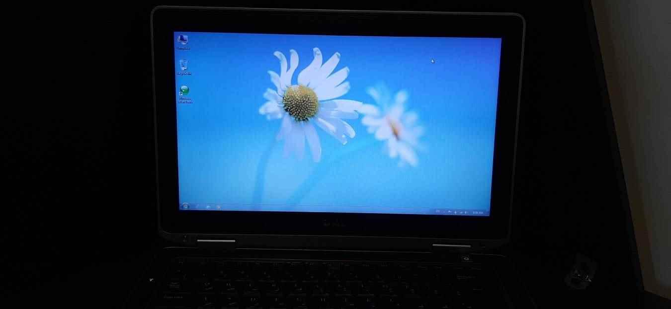 لپ تاپ استوک دل مدل Latitude E6320 با مشخصات i7-8GB-320GB-HDD-2GB-intel-HD
