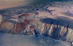 چرا مریخ خشک شد