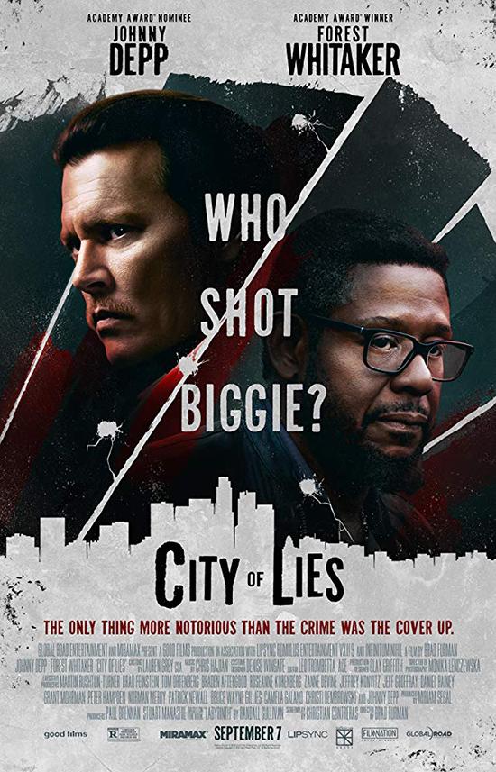 دانلود فیلم شهر دروغ ها - City of Lies 2018